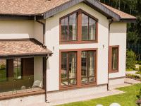Выданы первые в России кредиты с государственной субсидией на покупку деревянных домов