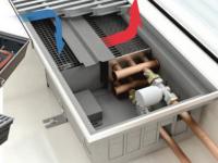 Конвекторы водяного отопления Techno расширяют возможности