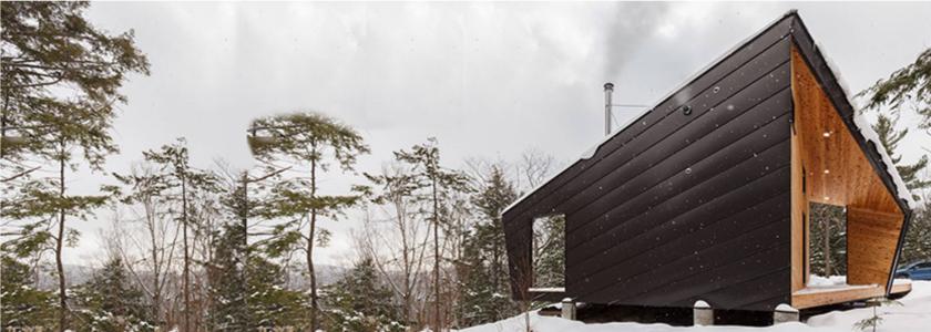 Каркасник-многогранник, или пример удачного дома на природе