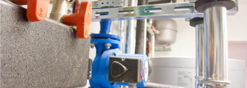 Жидкостный теплообменник в энергоэффективном доме