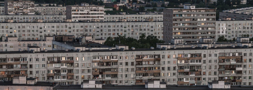 Москвичи перебираются за город
