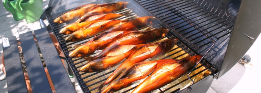 Как сделать рыбку золотой? Секреты успешного горячего копчения