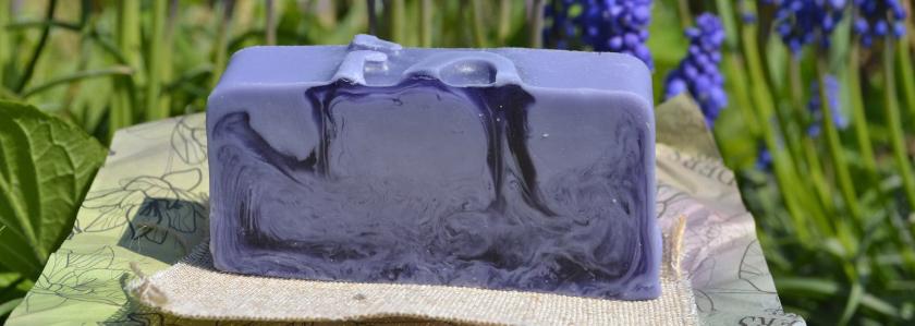 Необычный ароматный подарок: мыло ручной работы