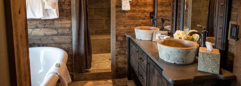 Ванная, санузел: от проекта до отделки