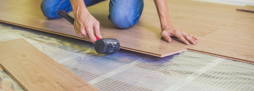 Покрытия для системы теплого пола: популярные материалы и решения