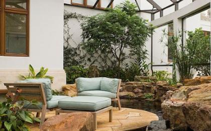 Зимний сад: пять лучших решений от участников FORUMHOUSE