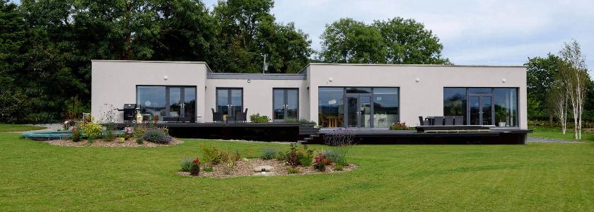Пассивное домостроение: обзор энергоэффективных строительных и инженерных решений