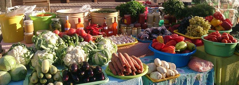 Милости просим за прилавок: упрощение правил торговли для фермеров и садоводов-огородников
