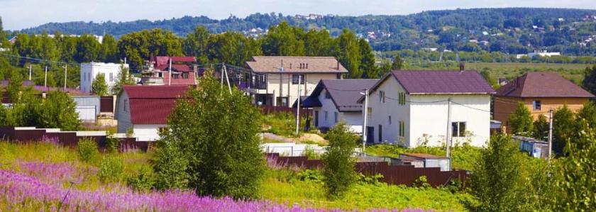 В Госдуме обсуждается возможность наделить садоводства статусом населенных пунктов