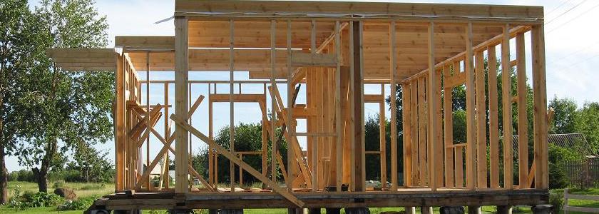 Каркасные дома: интересное и важное о привычных и необычных конструкциях