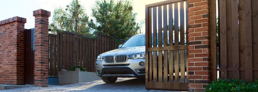 Как выбрать качественные въездные ворота