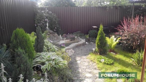 Фото красивый двор
