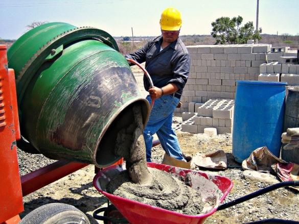 Бетон самомес пропорции раствор цементный для полов
