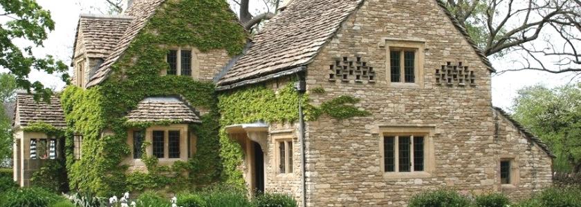 Фасады: выбор материалов, отделочные решения, необычные варианты и способы экономии