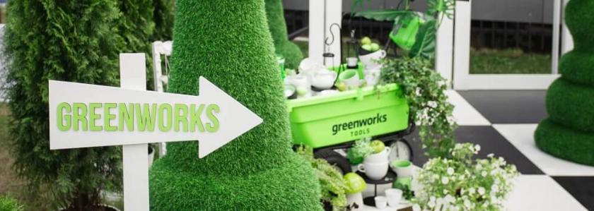 Сказочный сад от бренда Greenworks ждет гостей в парке «Музеон»