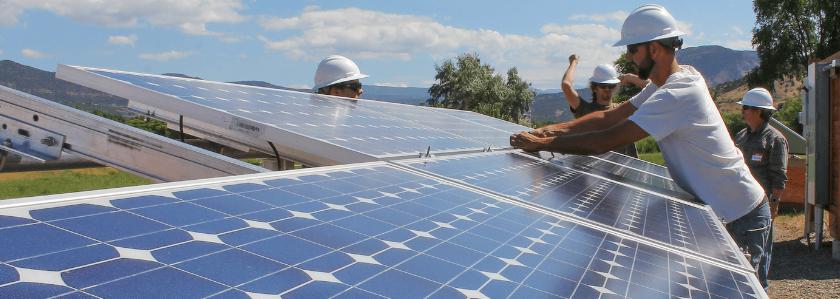 Новое поколение солнечных батарей