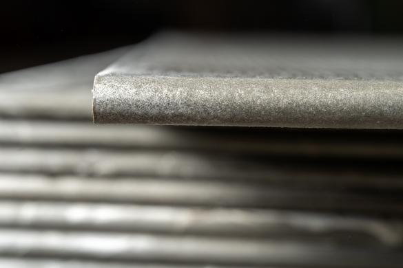 Фото цементно-перлитовые панели в стопке