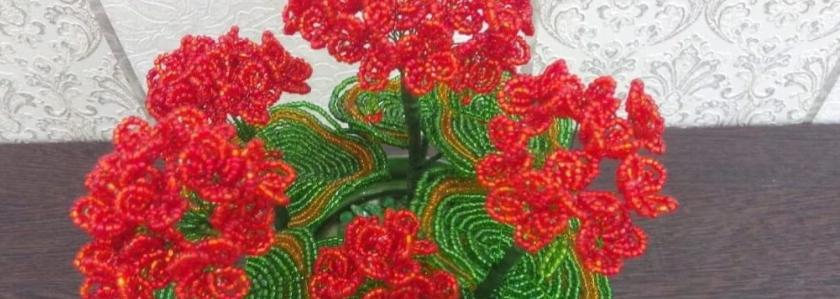 Плетем из бисера