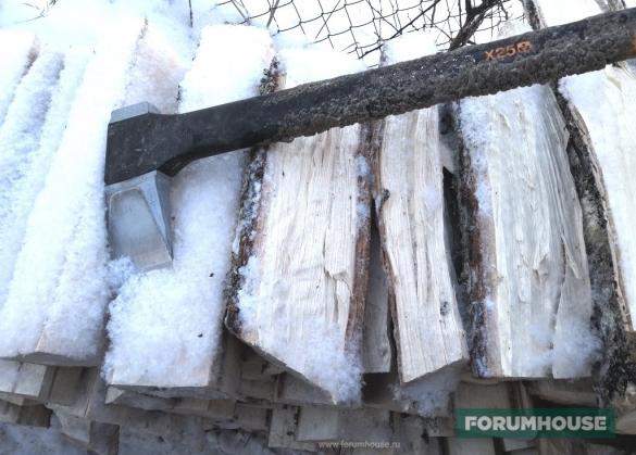 5 лайфхаков от FORUMHOUSE по заготовке дров