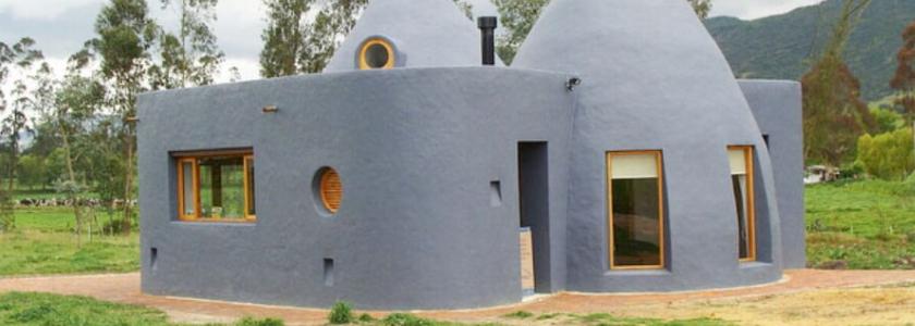 Дома из земли: модернизация старинных технологий строительства