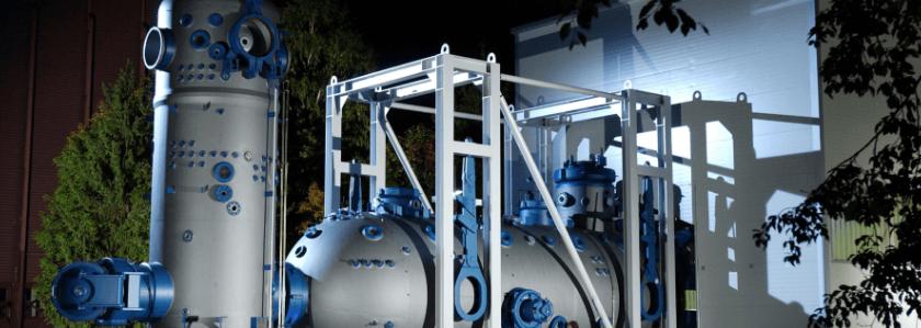 Водородная электростанция для домашних хозяйств