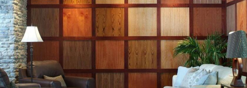 Материалы для обшивки стен