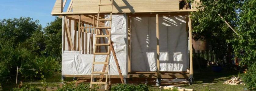 Заключение. Расчет материалов для строительства дома