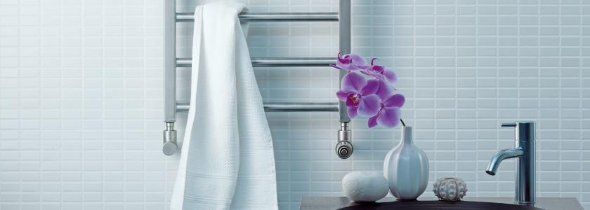 Выбор полотенцесушителя для ванной