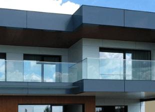 Окна из «теплого» алюминия: новый тренд загородной архитектуры
