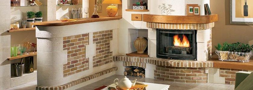 Каменная печь: от фундамента до дымохода
