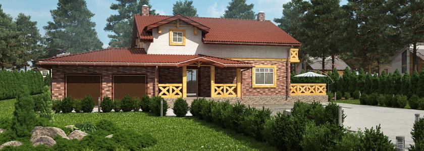 Какой проект дома тебе подойдет?
