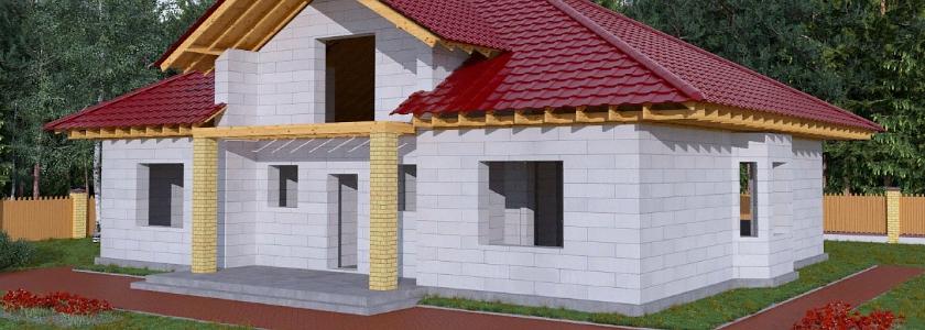 Дом из газобетона – строить или нет? Преимущества и недостатки газобетонного блока