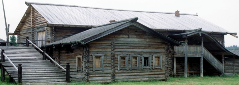 «Дом-комплекс»: как были устроены жилища поморов
