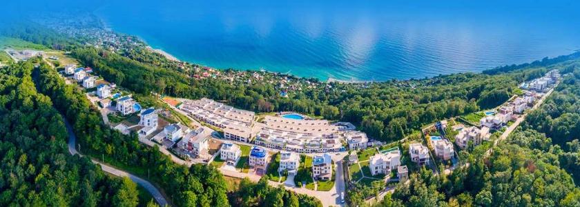 В Сочи вводят запрет на постройку больших жилых домов и коттеджей