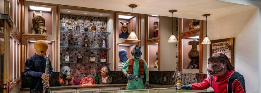 В Лос-Анджелесе продается дом для поклонников Звездных войн