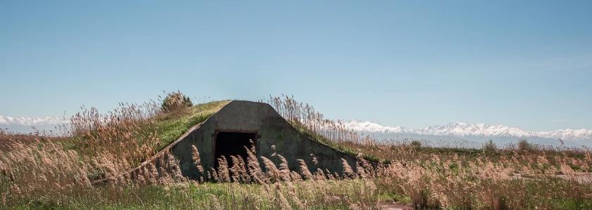 Бункеры: подземный дом
