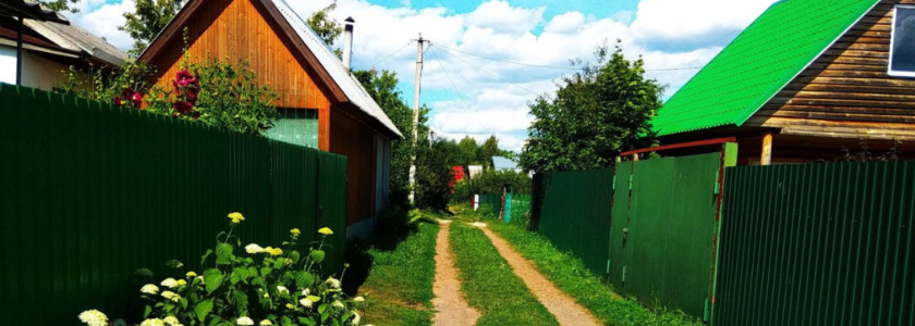 Дачные туалеты и септики придется отодвинуть от соседских заборов