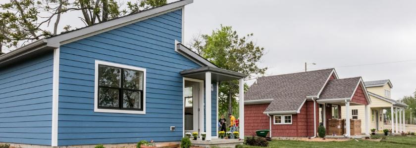 Более 45 000 семей получат жилье