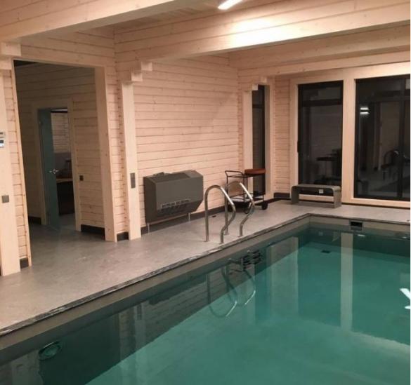 Фото вентиляция в бассейне