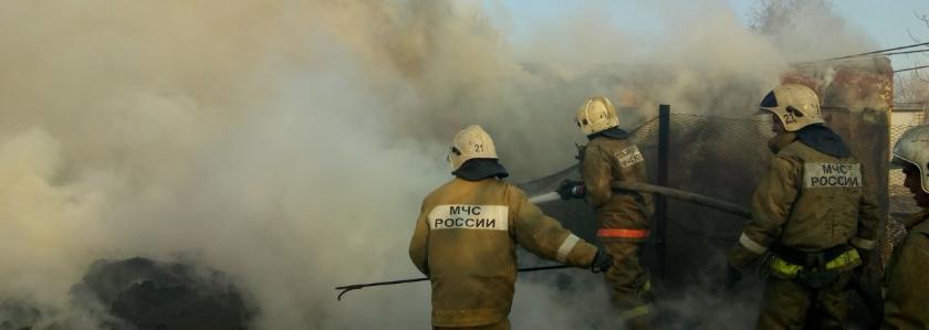 Спасатели рассказали садоводам, как уберечь дачу от пожаров зимой